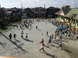 マラソンの様子 (4)