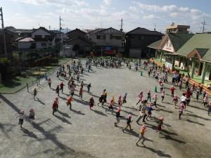 マラソンの様子 (3)